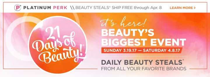 ULTA 21 DAYS OF BEAUTY |Recommendations