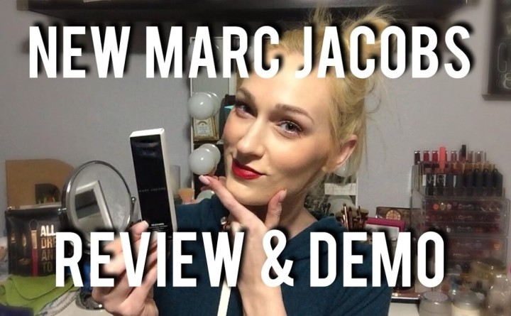 NEW MARC JACOBS COCONUT SETTING SPRAY | New Product Releases, Demo, Hot orNot?