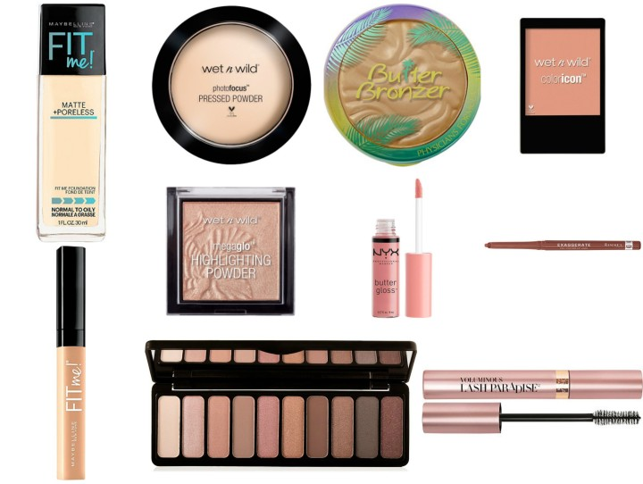 DRUGSTORE MUST HAVES | THE TOP 10 {CHEAP BUT BRILLIANT} ITEMS YOU NEED