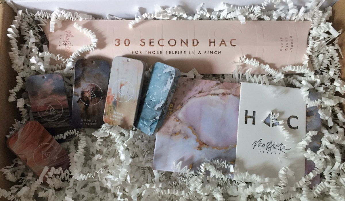 MASKCARA BEAUTY | IIID Foundation PaletteReview
